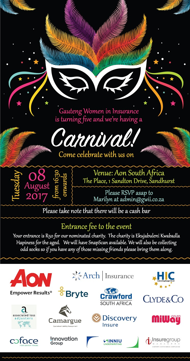 GWII 5th Birthday Bash - Carnival